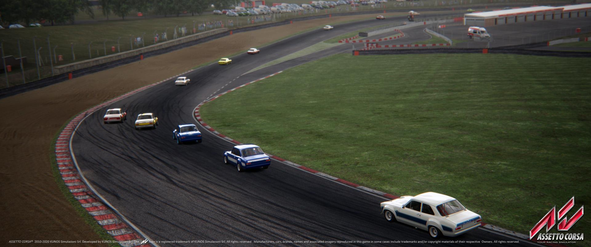 Odhalen Dream Pack 3 pro Assetto Corsa 117143