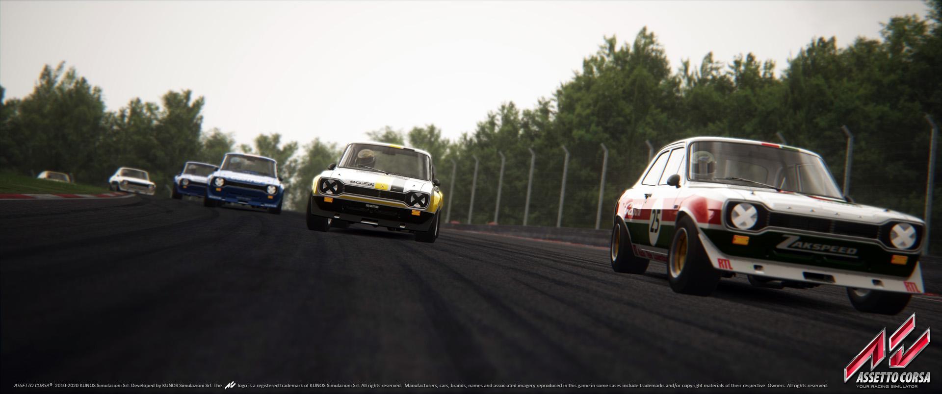 Odhalen Dream Pack 3 pro Assetto Corsa 117144