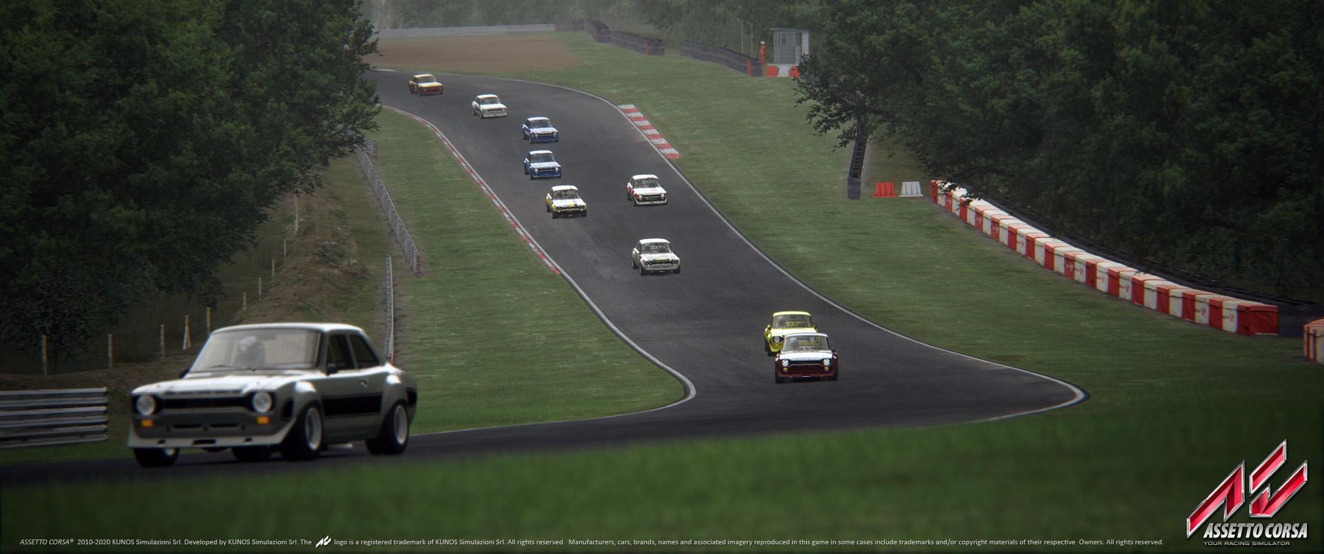 Odhalen Dream Pack 3 pro Assetto Corsa 117145