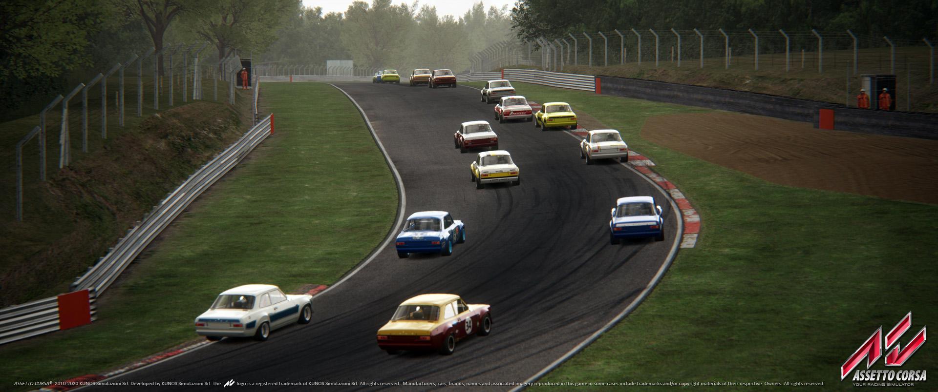 Odhalen Dream Pack 3 pro Assetto Corsa 117146