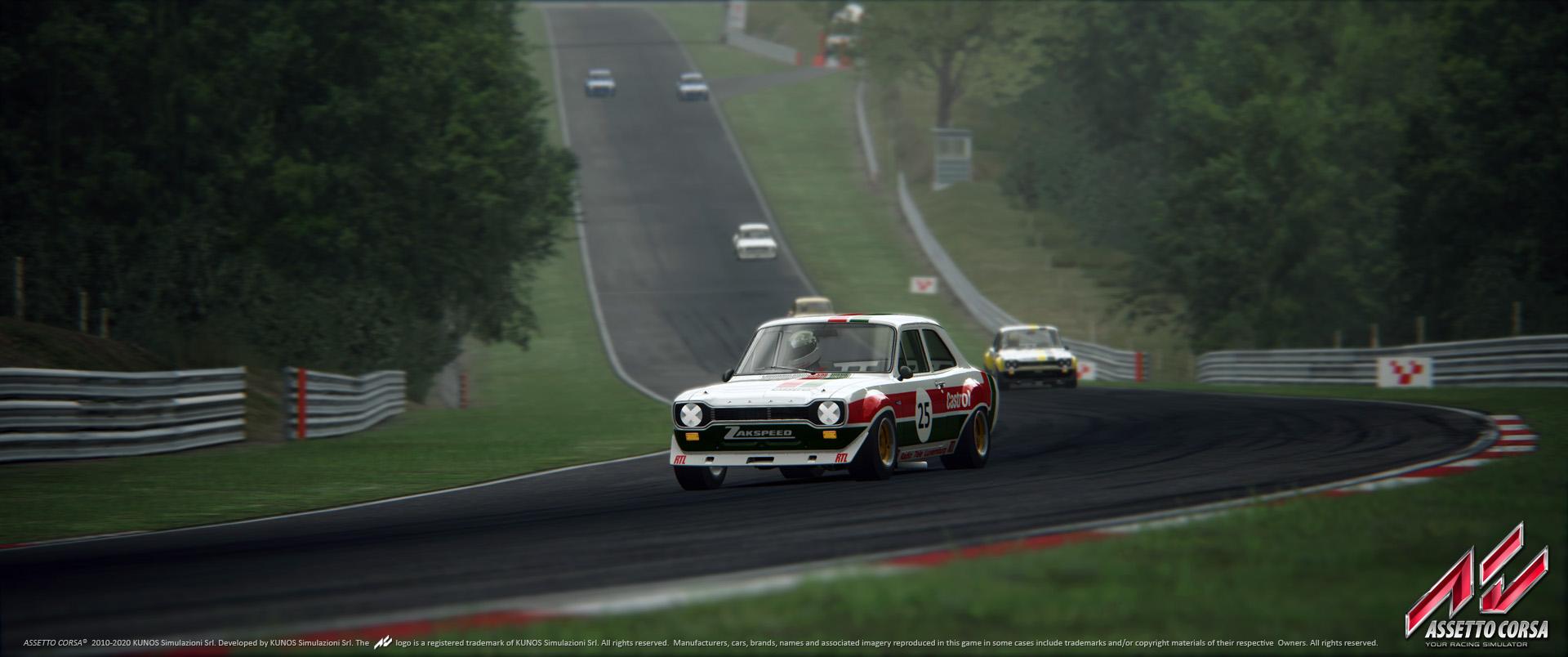 Odhalen Dream Pack 3 pro Assetto Corsa 117149