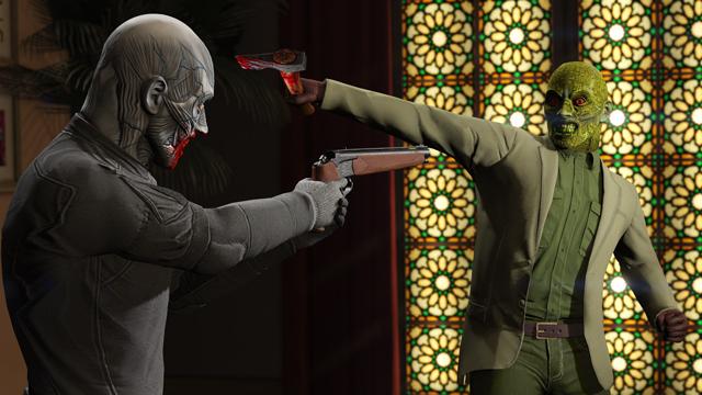 V novém módu do GTA Online se každá kulka počítá 117152