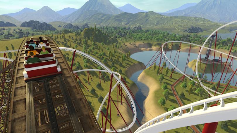 Svět nekonečných možností v nové hře RollerCoaster Tycoon 117196