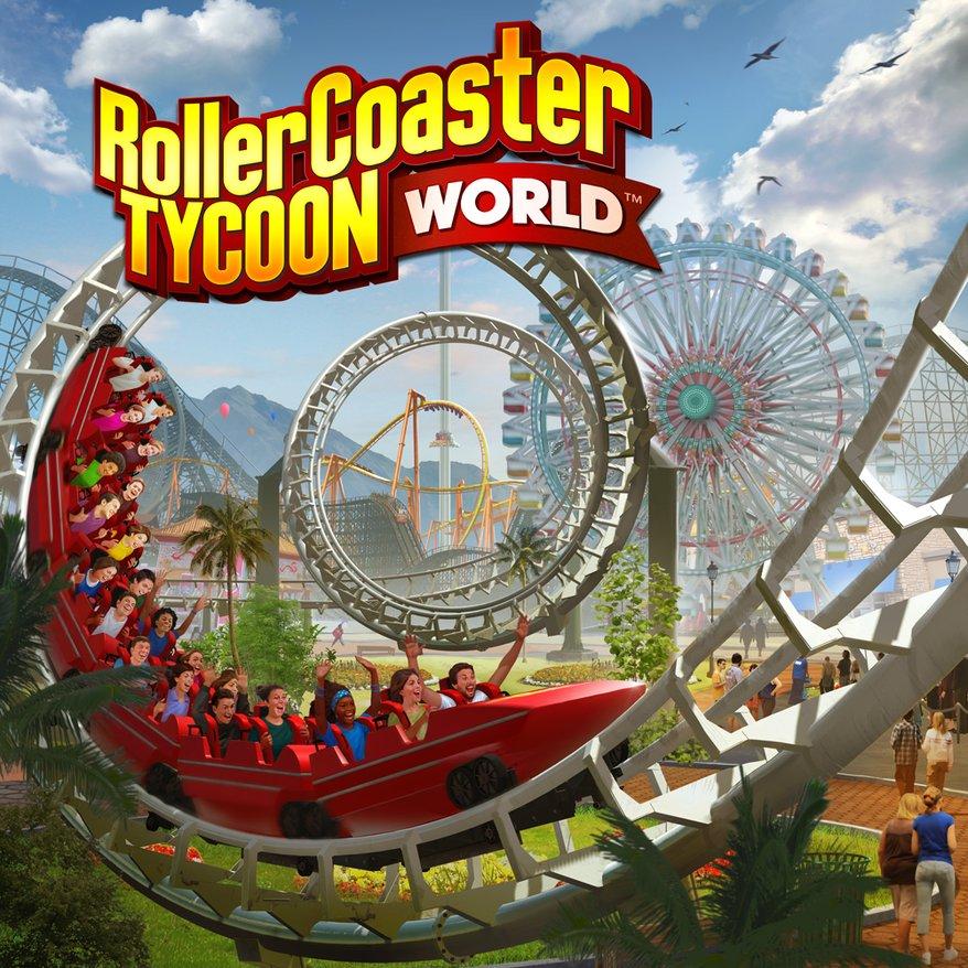Svět nekonečných možností v nové hře RollerCoaster Tycoon 117198