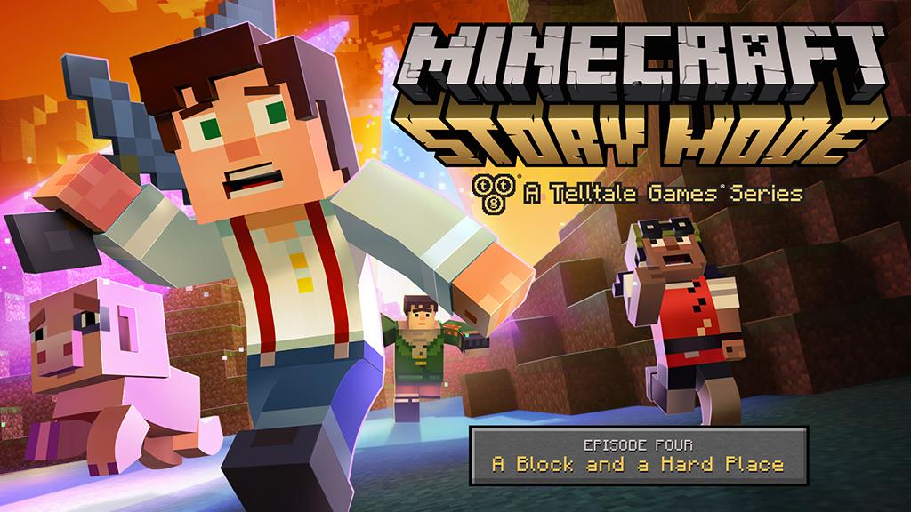 Čtvrtá epizoda Minecraft: Story Modu dorazí před Vánoci 117229