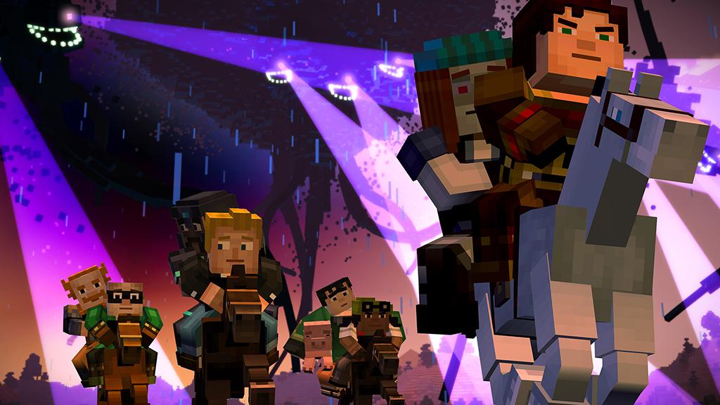 Čtvrtá epizoda Minecraft: Story Modu dorazí před Vánoci 117231