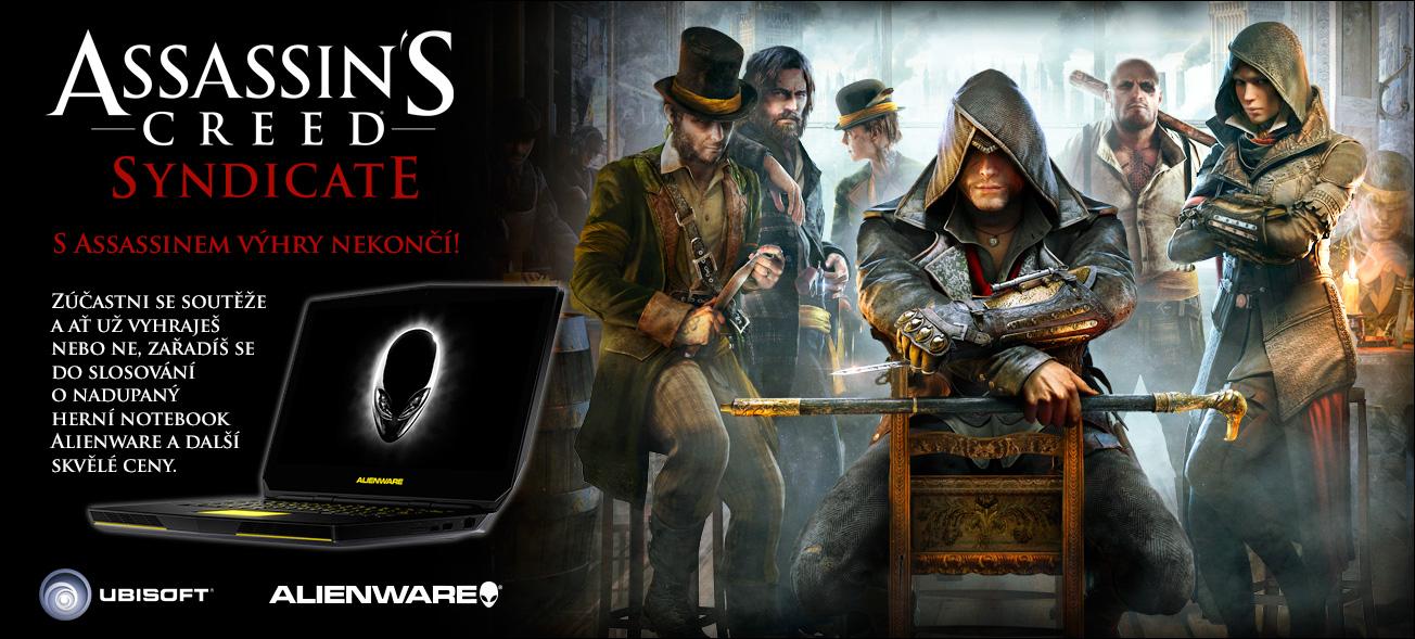 Vyhrajte v soutěži s Assassin's Creed: Syndicate 117233