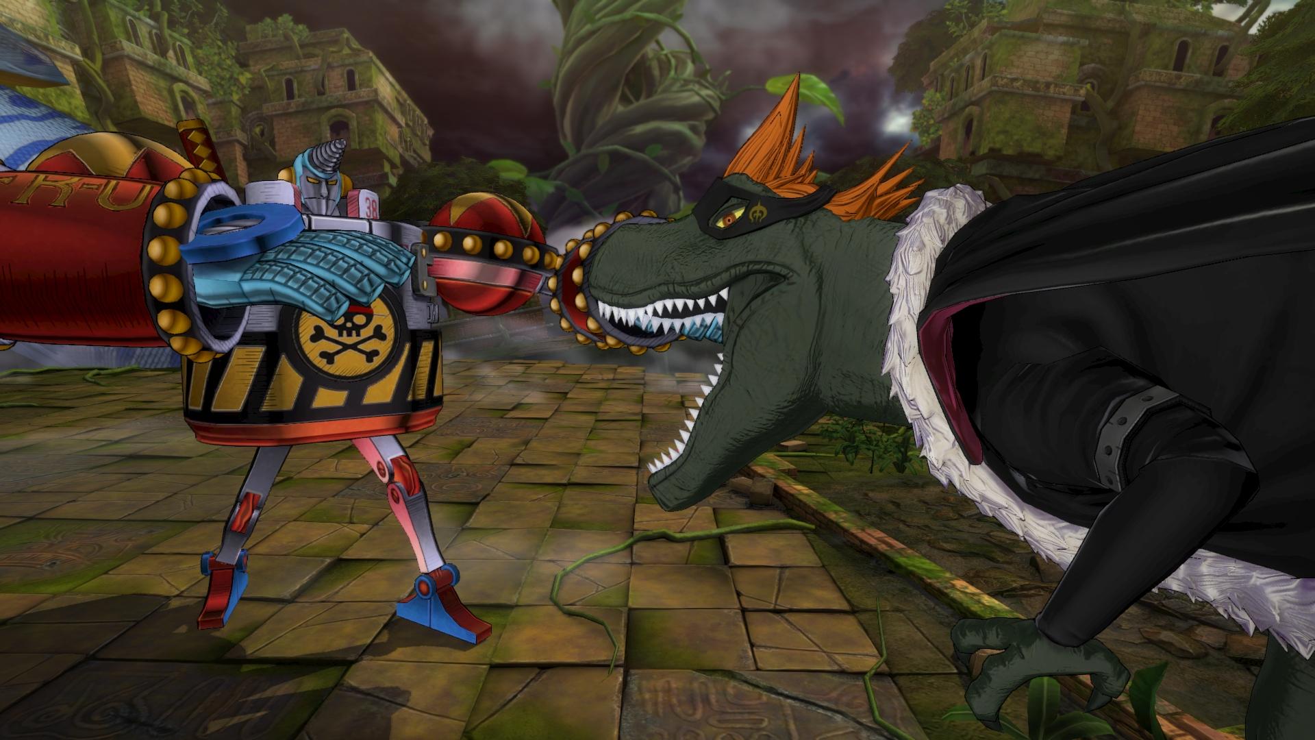 One Piece: Burning Blood rozšiřuje své řady 117238