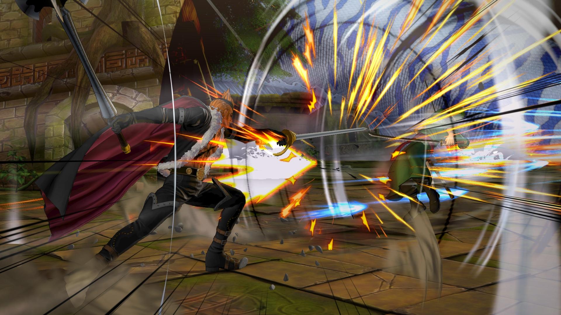 One Piece: Burning Blood rozšiřuje své řady 117240