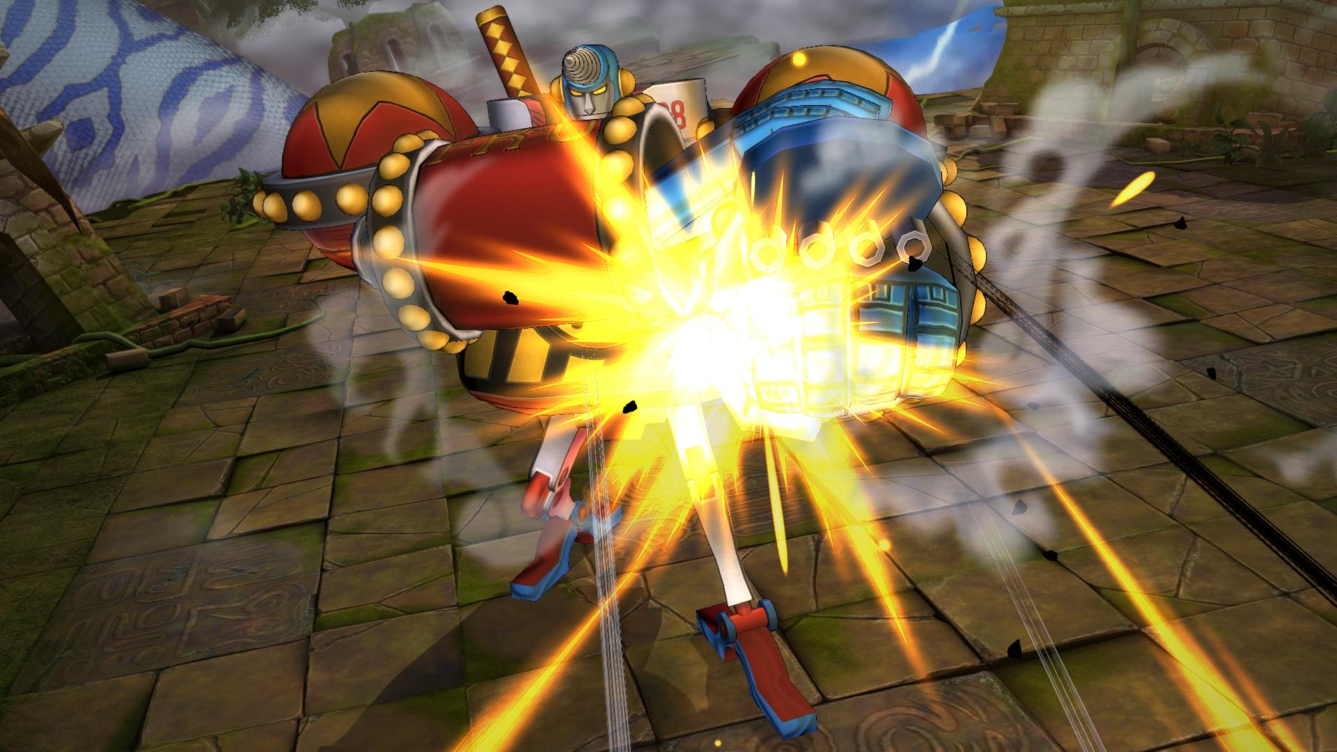 One Piece: Burning Blood rozšiřuje své řady 117241