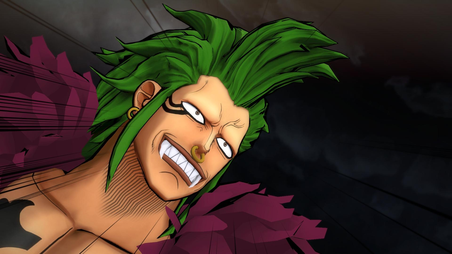 One Piece: Burning Blood rozšiřuje své řady 117249