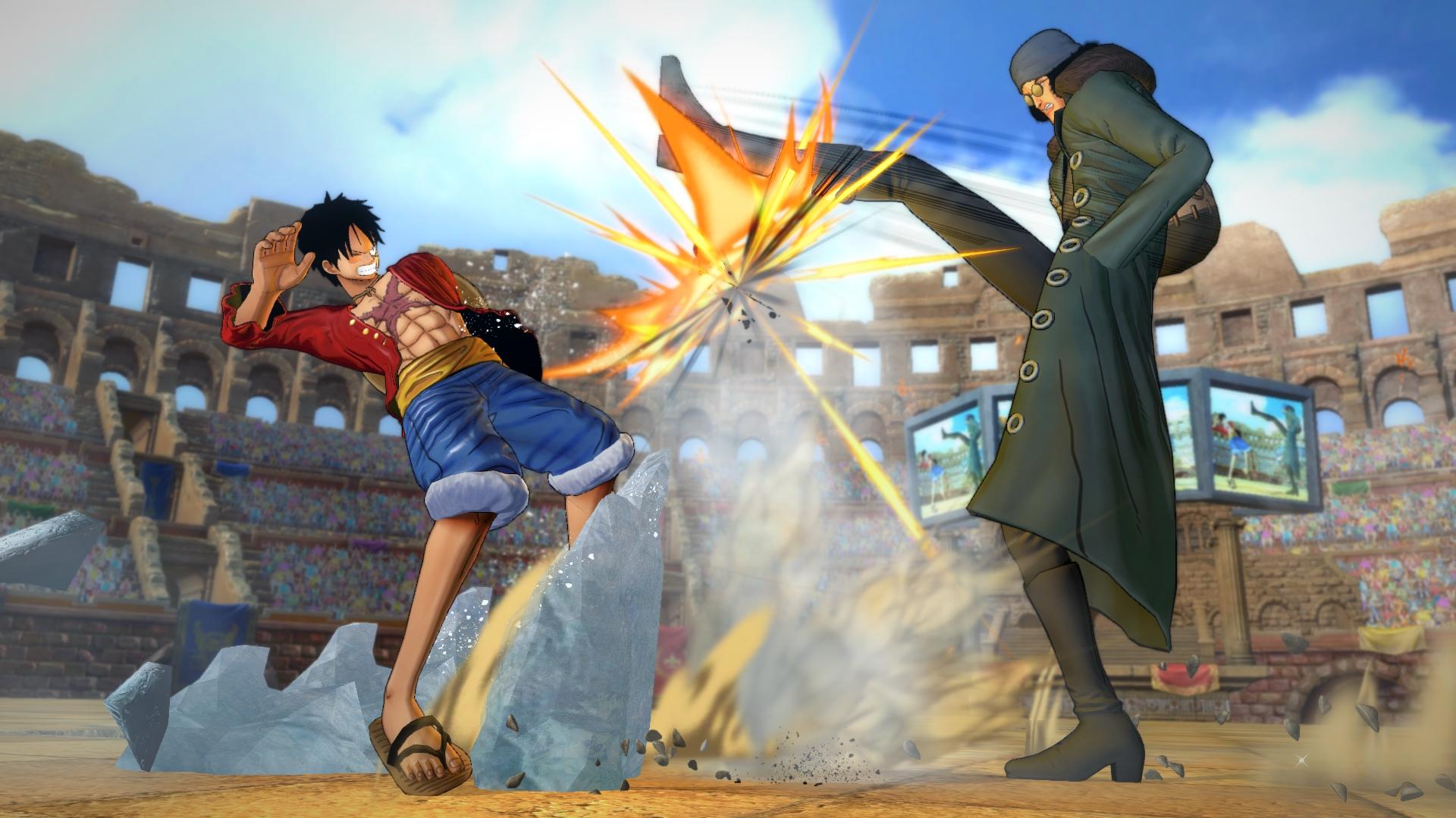 One Piece: Burning Blood rozšiřuje své řady 117250