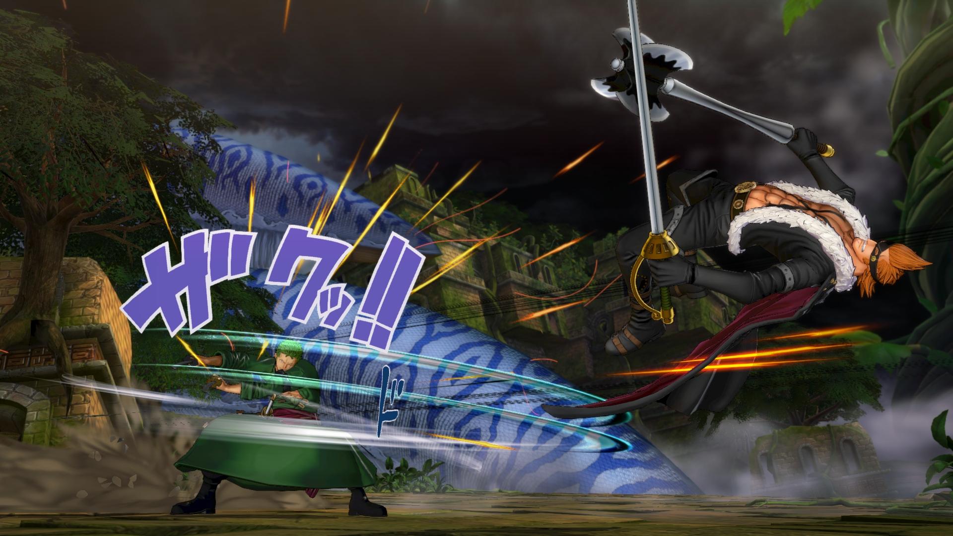 One Piece: Burning Blood rozšiřuje své řady 117252