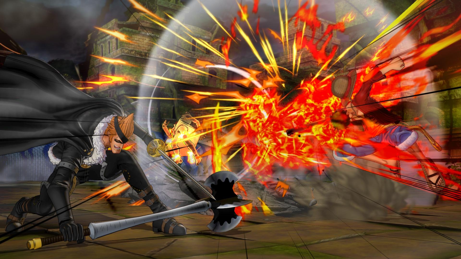 One Piece: Burning Blood rozšiřuje své řady 117254
