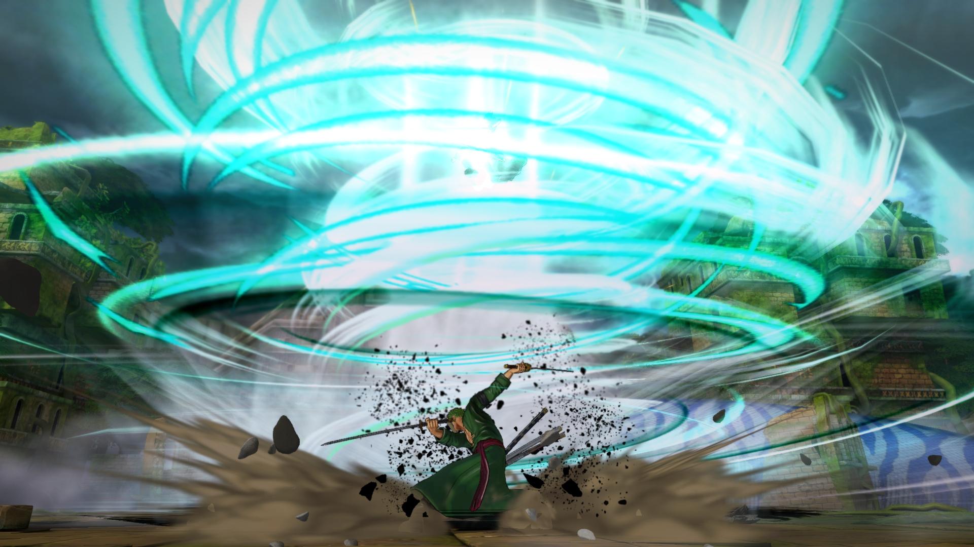 One Piece: Burning Blood rozšiřuje své řady 117256