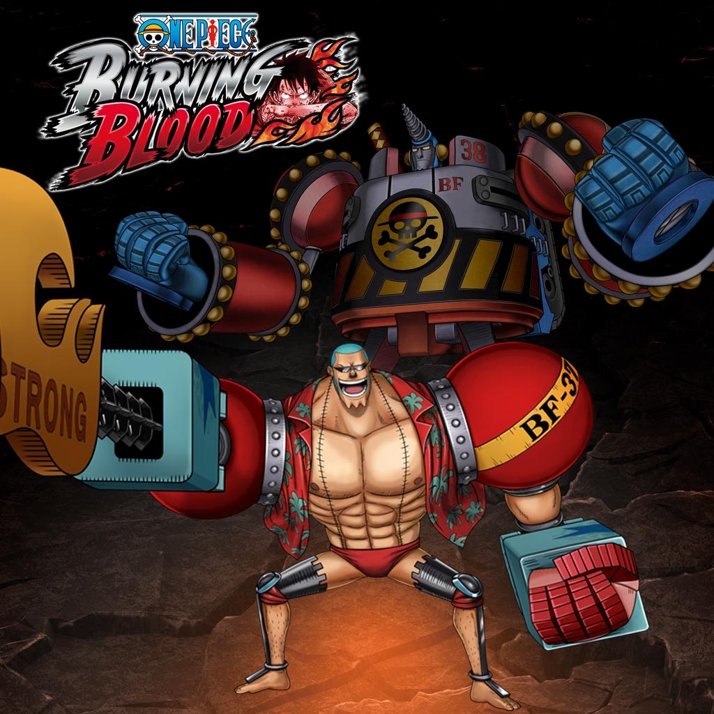 One Piece: Burning Blood rozšiřuje své řady 117260