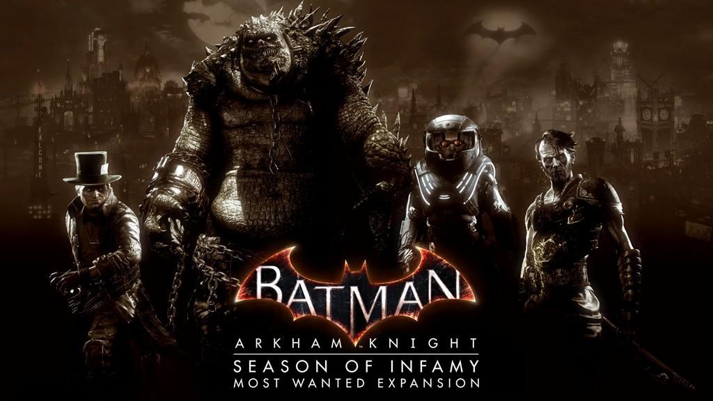 Co pozítří čeká Batmana v Arkham Knight nového? Bude mu chladno 117262
