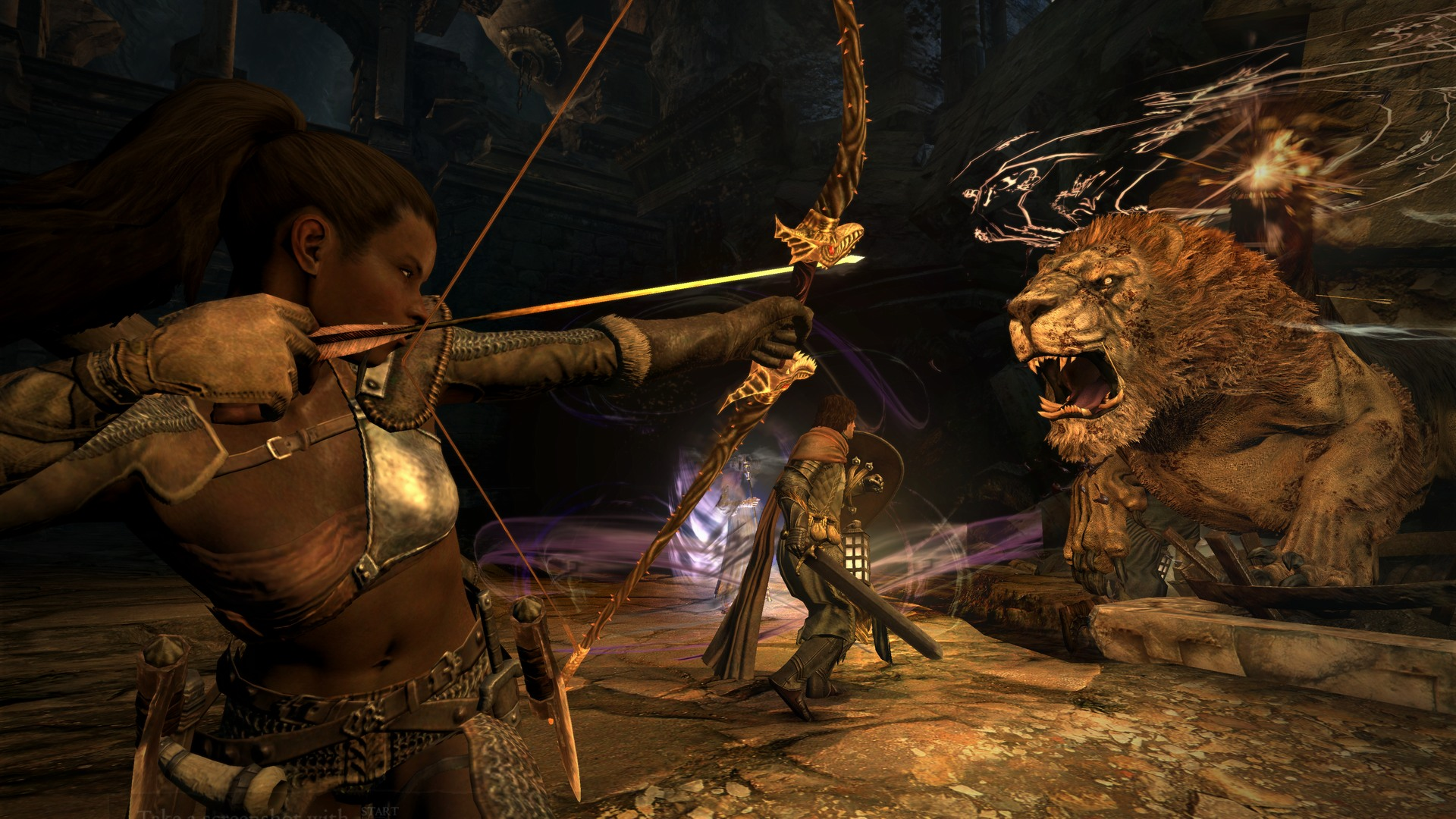 Dragon's Dogma: Dark Arisen nebude náročnou hrou 117361