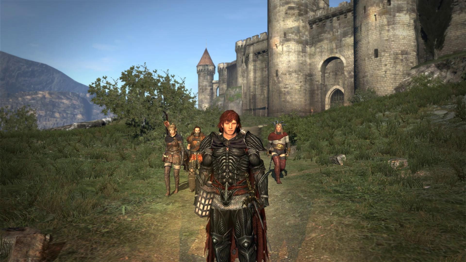 Dragon's Dogma: Dark Arisen nebude náročnou hrou 117363