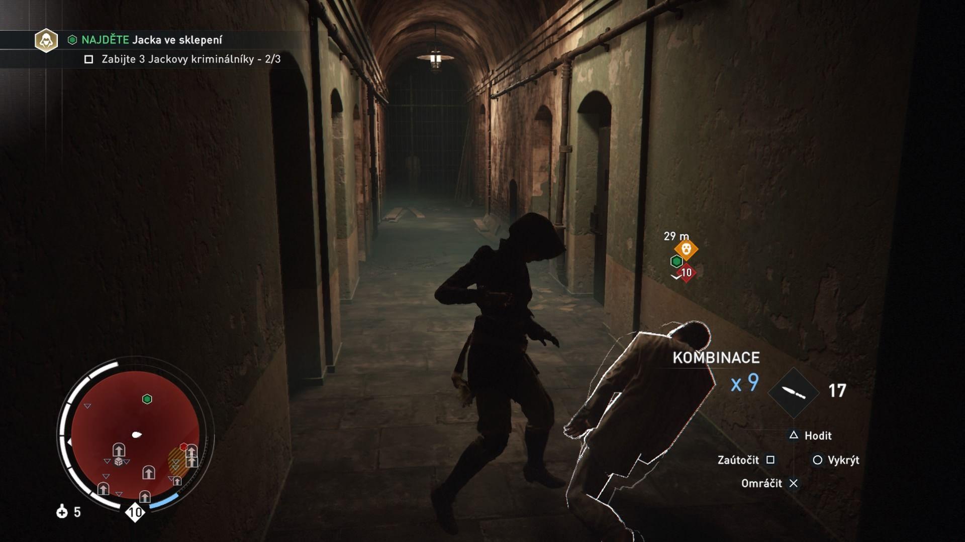 S Jackem Rozparovačem přišla do Assassin's Creed: Syndicate brutalita 117427