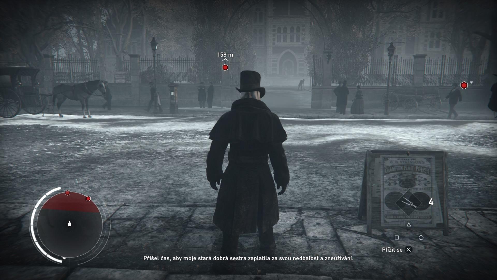 S Jackem Rozparovačem přišla do Assassin's Creed: Syndicate brutalita 117431