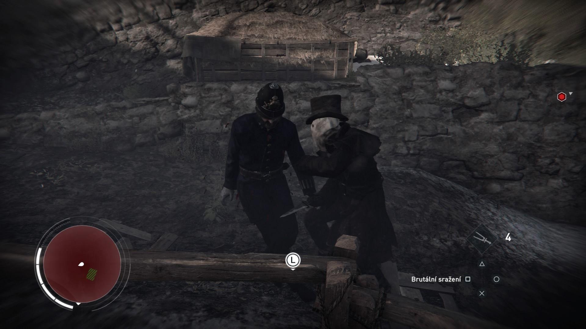 S Jackem Rozparovačem přišla do Assassin's Creed: Syndicate brutalita 117432
