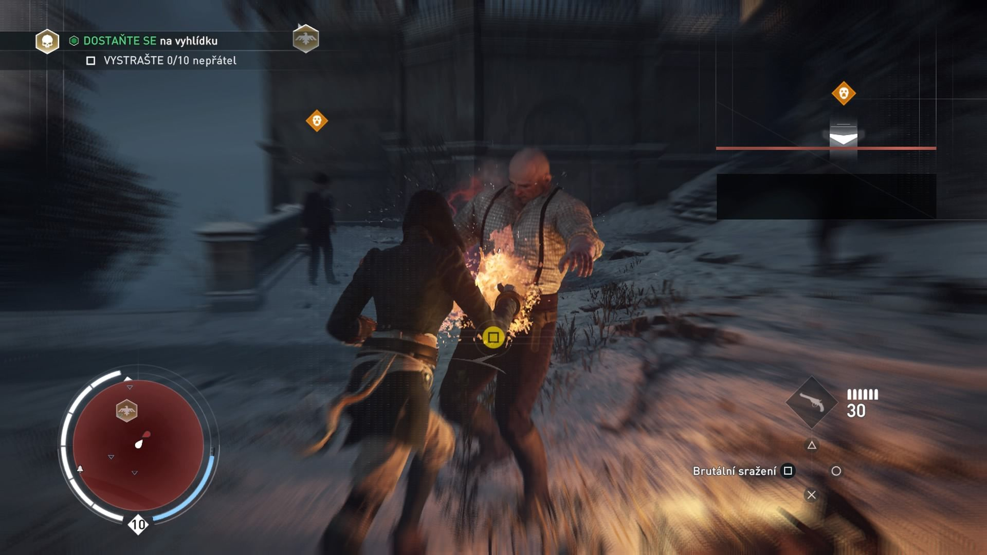 S Jackem Rozparovačem přišla do Assassin's Creed: Syndicate brutalita 117442