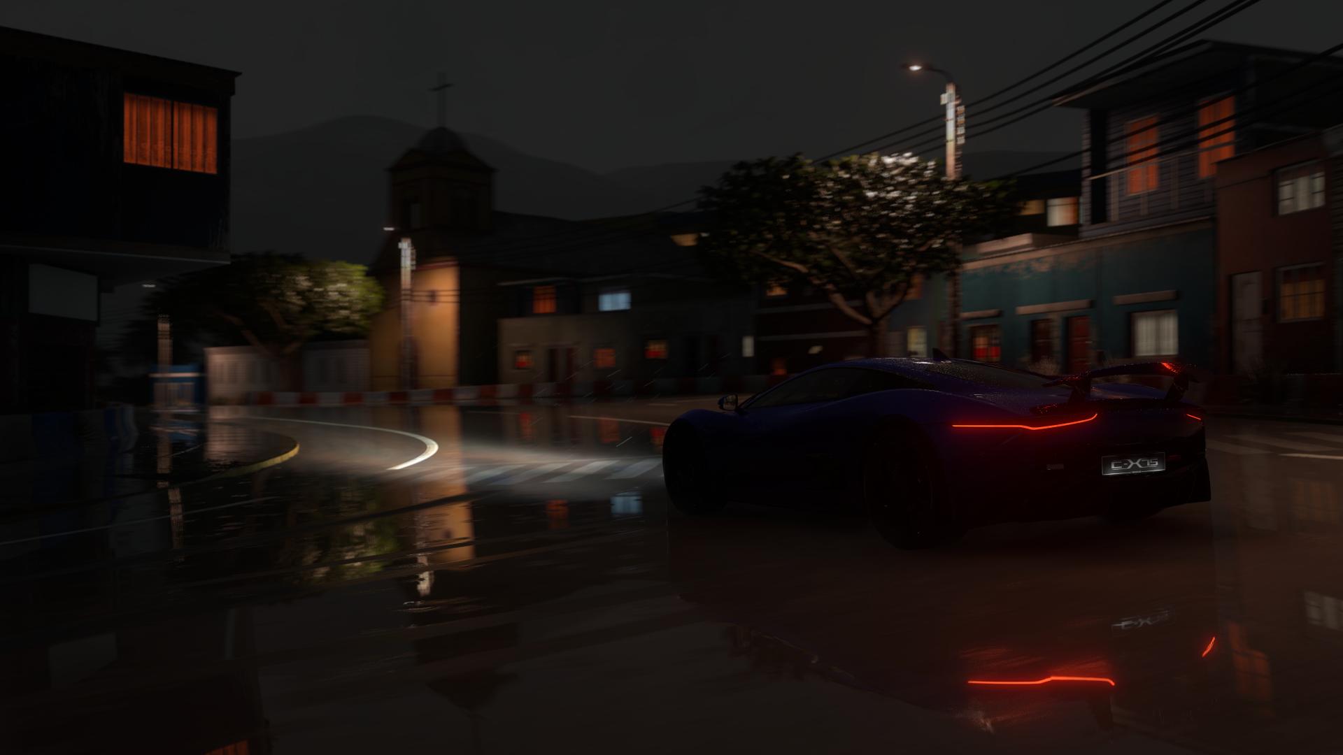 Hráči DriveClubu se mohou těšit na městské tratě 117497