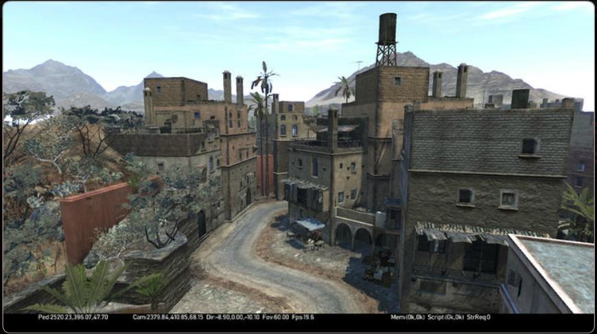 Špionážní akce Agent od Rockstaru na uniklých konceptech 117509