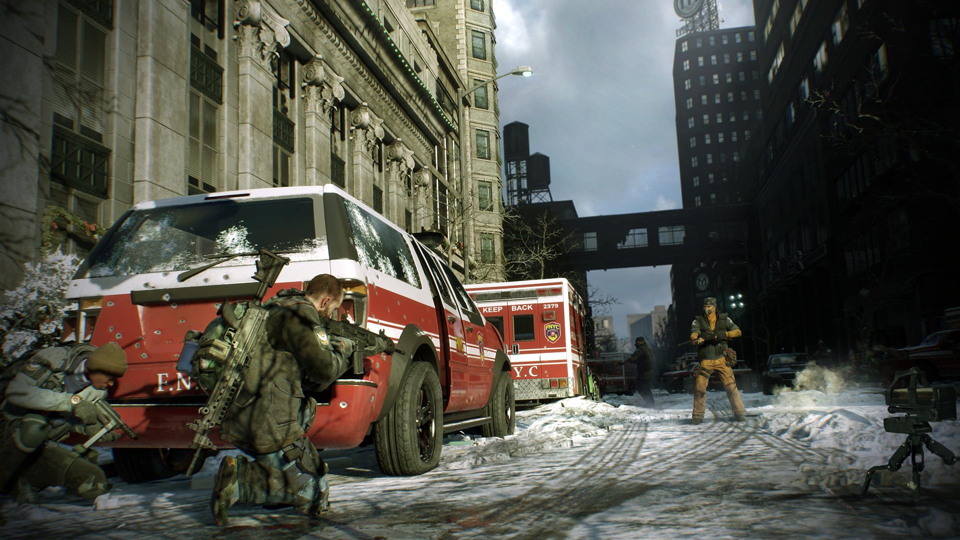 Nejlidnatější městský obvod New Yorku součástí světa The Division 117515