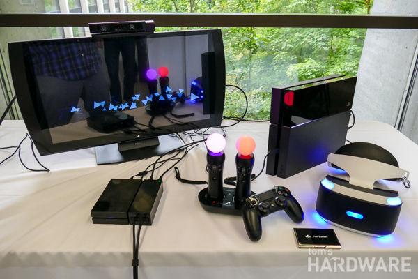 Tohle budete potřebovat pro PlayStation VR 117518