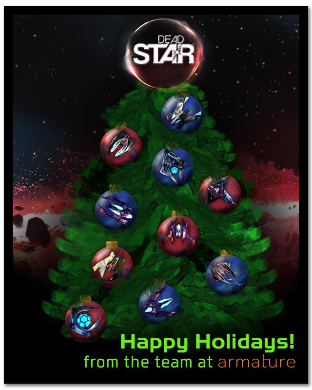 Vánoční přání z herního světa 117544
