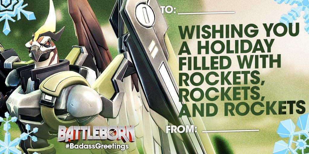 Vánoční přání z herního světa 117545