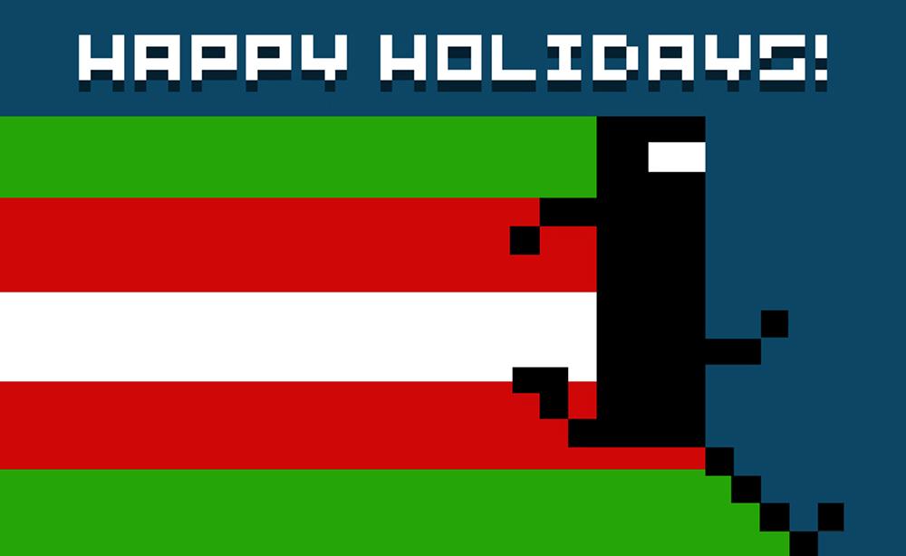 Vánoční přání z herního světa 117546