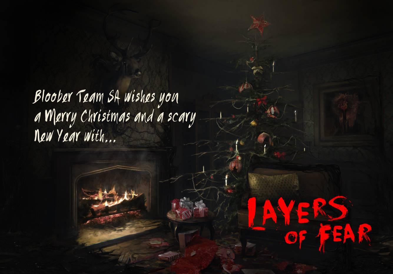 Vánoční přání z herního světa 117547
