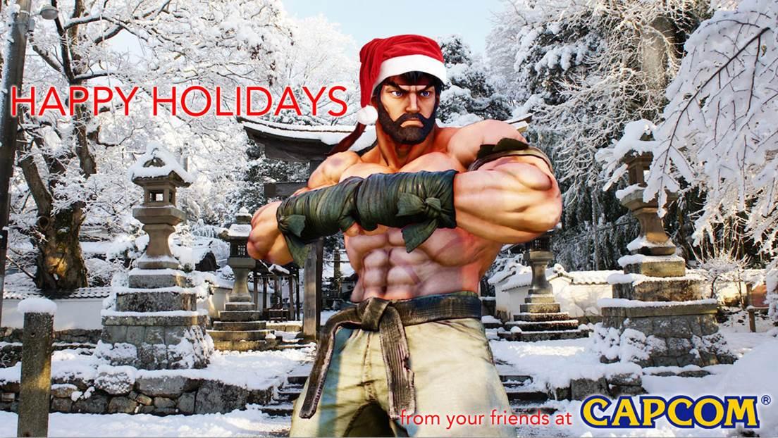 Vánoční přání z herního světa 117549