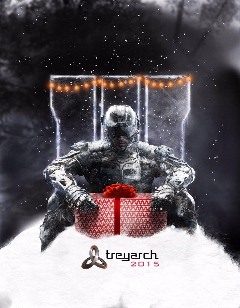 Vánoční přání z herního světa 117550