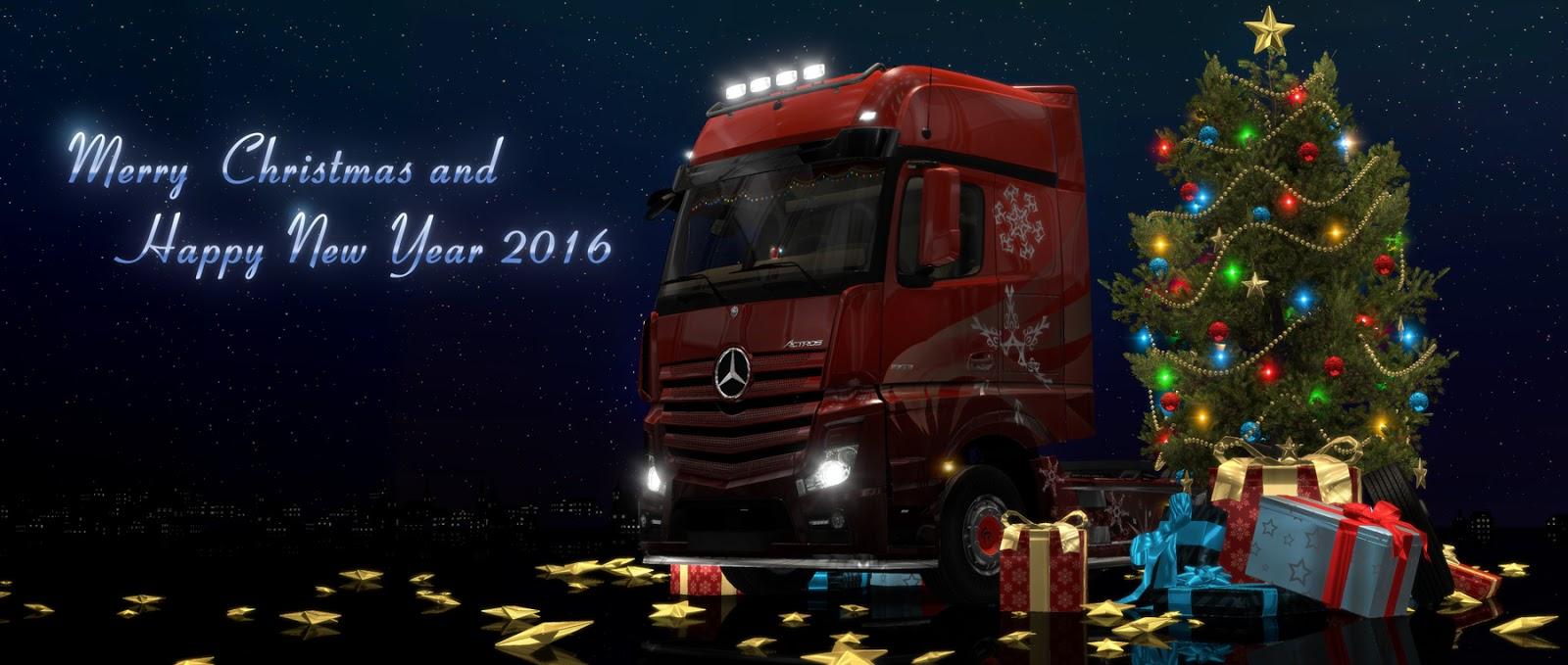 Vánoční přání z herního světa 117551