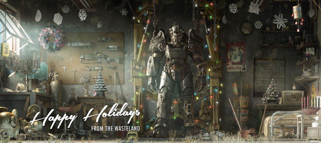 Vánoční přání z herního světa 117557