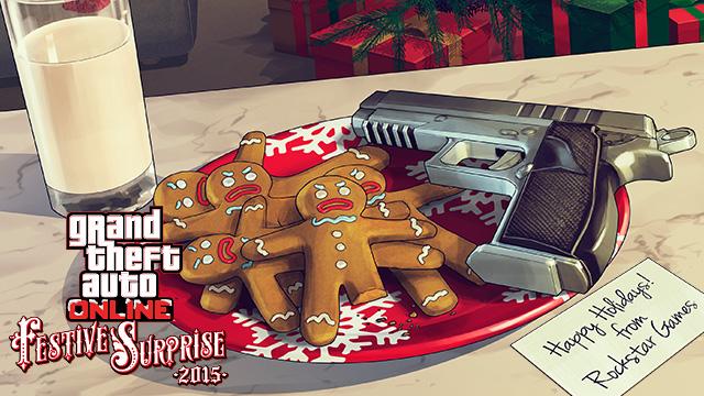 Vánoční přání z herního světa 117558