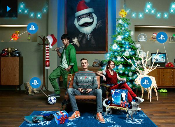 Vánoční přání z herního světa 117564