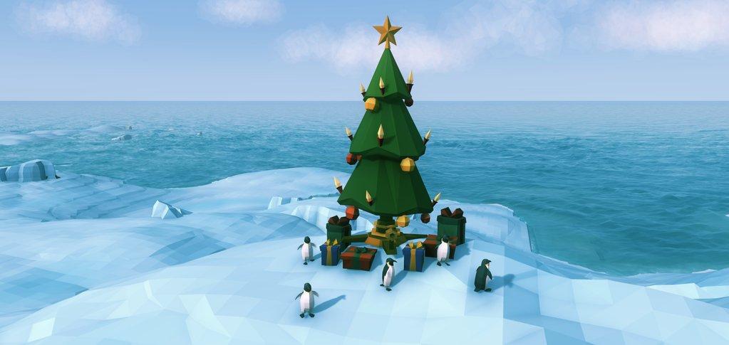 Vánoční přání z herního světa 117570