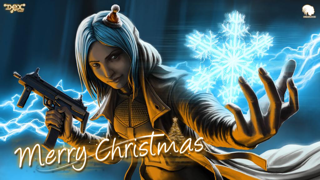 Vánoční přání z herního světa 117572