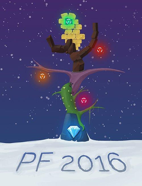 Vánoční přání z herního světa 117574