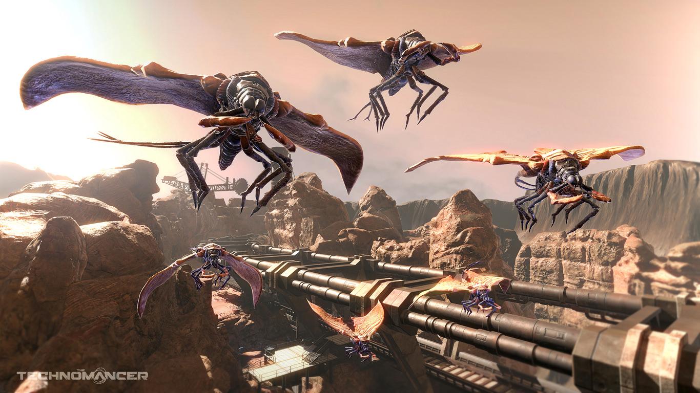 Podrobnosti o sci-fi RPG titulu Technomancer 117579
