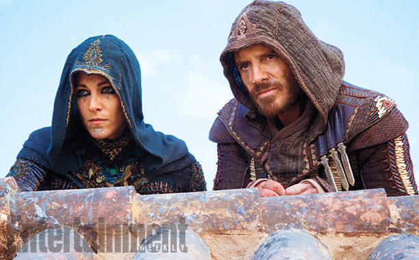 Assassin's Creed film: Michael Fassbender v obleku asasína 117685