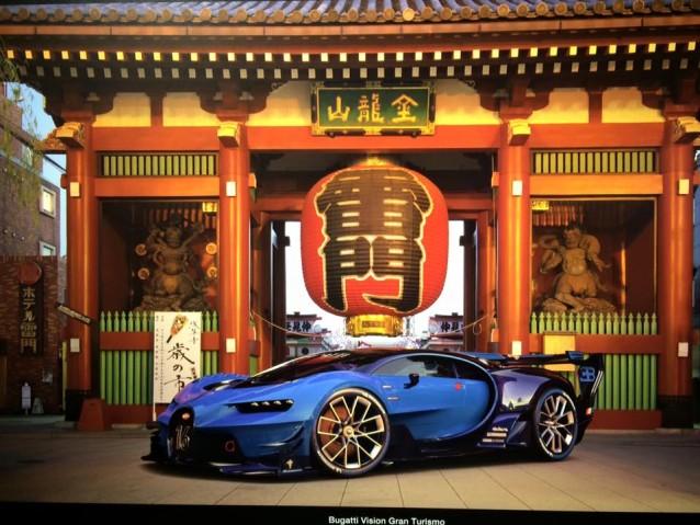 Artworky z Gran Turisma Sport lákají na luxusní vozy 117721