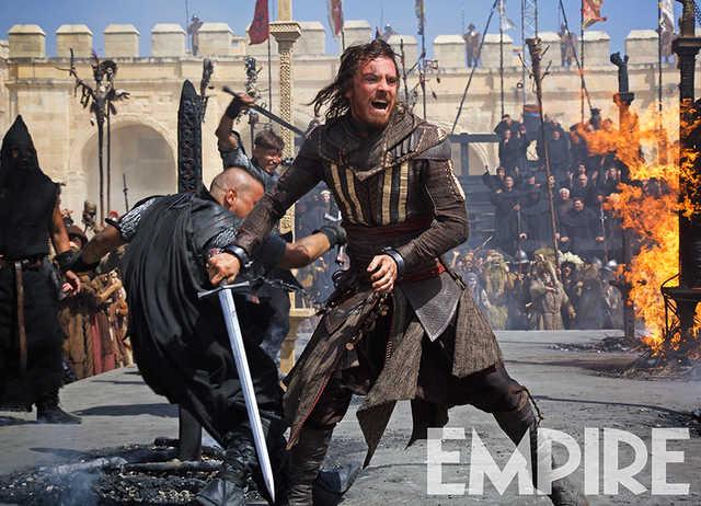 Assassin's Creed film: Michael Fassbender v obleku asasína 117726