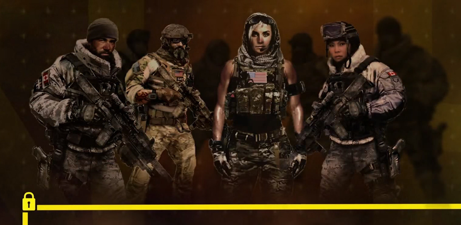 Noví specialisté se budou v Rainbow Six Siege hlásit v únoru 117793