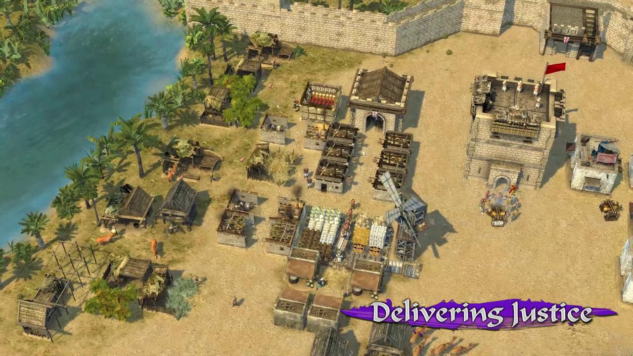 Kompletní Stronghold Crusader 2 pro každého 117836